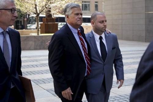 N.Y. State Senate Leader Dean Skelos, Son Arrested on Corruption Charges