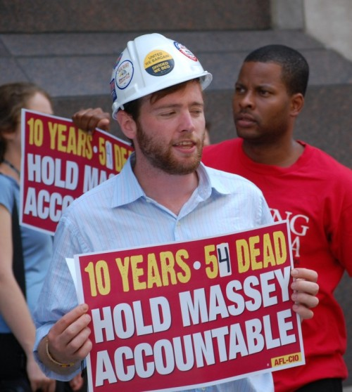 The Dark Side of Non-Prosecution Agreements:  Massey Energy Co.