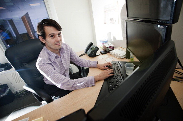 Campaign for Accountability Calls on Congress to Investigate Biotech CEO Martin Shkreli