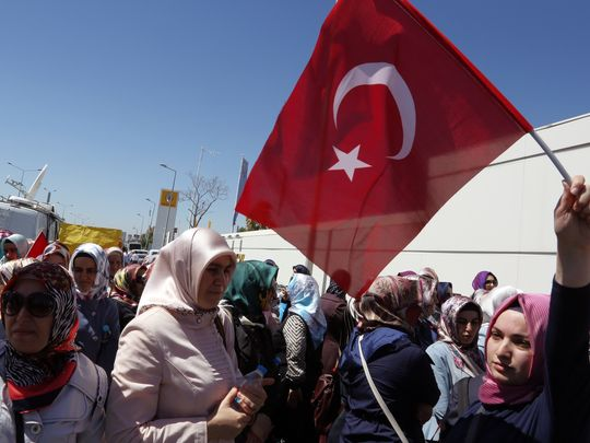 Turkish Faith Movement Secretly Funded 200 Trips for Lawmakers and Staff