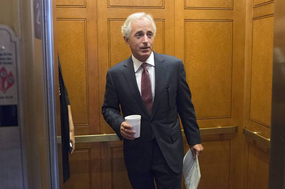 Sen. Bob Corker Failed to Properly Disclose Millions of Dollars in Income
