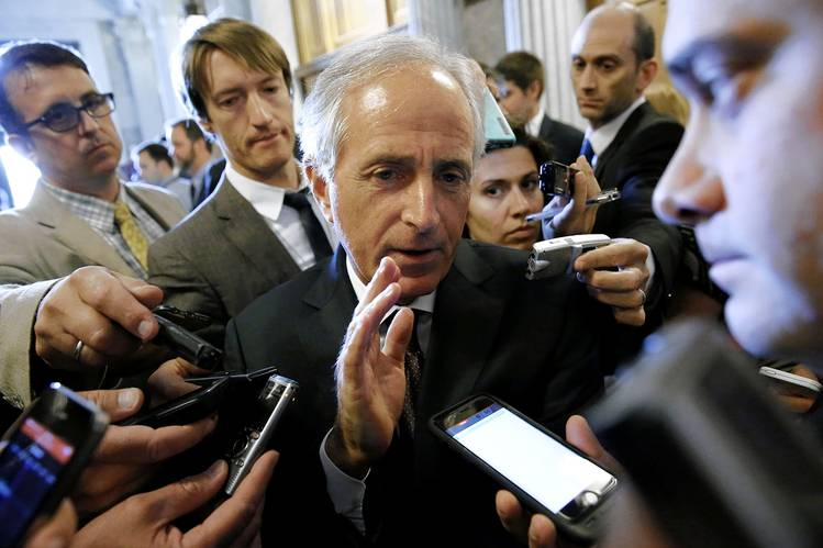 CfA Files SEC and Ethics Complaints Against  Sen. Robert Corker (R-TN) for Concealing Lucrative Financial Holdings