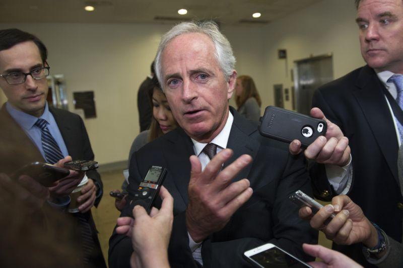 CfA Asks Sen. Corker to Recuse Himself from Wells Fargo Hearing
