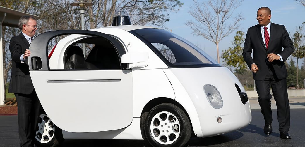 Google Enlisted Obama Officials to Lobby States on Driverless Cars