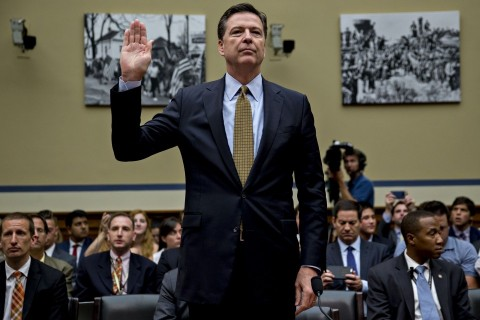 CfA Files Complaint with FBI Office of Professional Responsibility Against FBI Director Jim Comey
