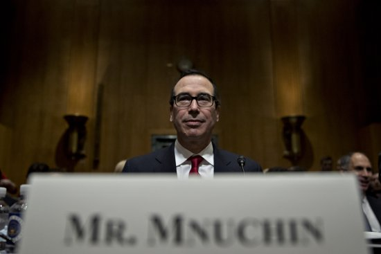 Here's Why Treasury Nominee Steve Mnuchin Has Been Called the 'Foreclosure King'